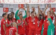 Sự kế thừa hoàn hảo ở Bayern Munich