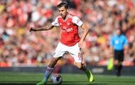 Ceballos 'mất tích' tại Arsenal, Emery gửi thông điệp bất ngờ