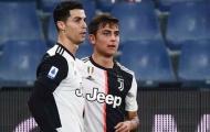 Man City muốn Juventus đưa 'sao bự' ra trao đổi với Gabriel Jesus