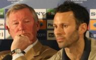 '4 cầu thủ M.U đó chưa từng bị Sir Alex sấy tóc'