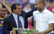 Ứng viên ghế chủ tịch Barca: 'Tôi muốn mang Pep Guardiola trở lại'
