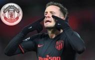 Man Utd thỏa thuận xong HĐ Saul Niguez với giá không tưởng