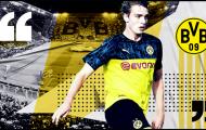 Bradley Fink: 'Cỗ máy' ghi bàn tuổi teen của Dortmund
