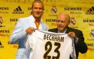 Ronaldo, Beckham và món hàng tỷ USD có tên bản quyền hình ảnh