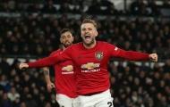 Luke Shaw: 'Anh ấy vẫn có thể đá tốt ở Man Utd hiện tại'