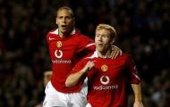 Rio Ferdinand: Sau Ronaldo, cậu ấy là đồng đội kiệt xuất tại Man Utd