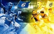 Derby vùng Ruhr - trận đấu được mong chờ ở Bundesliga