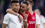 Hakim Ziyech được đồng đội ở Ajax tiếc nuối vì lý do đặc biệt