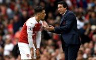 'Tôi chọn Ozil làm đội trưởng, nhưng các cầu thủ không cho'