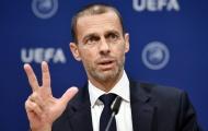 Chủ tịch UEFA lên tiếng, nói rõ thời điểm Champions League kết thúc