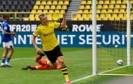 Lập công giúp Dortmund đại thắng, Haaland tuyên bố sốc