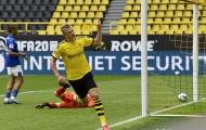 Haaland lý giải cho hành động kỳ lạ của Dortmund sau trận đấu