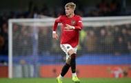 Thăng hoa tại Man Utd, Brandon Williams hé lộ đã 'noi theo' 3 cái tên