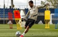 Hazard trở lại, sẵn sàng giúp Real đoạt ngôi vương