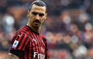 'Ibrahimovic chắc chắn không ở lại AC Milan'
