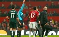 Nani ăn thẻ đỏ oan nghiệt trước Real Madrid, Sir Alex và Mourinho đã nói gì?