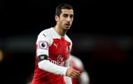 Mkhitaryan thừa nhận không muốn quay trở lại Arsenal