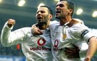 Sau tất cả, Giggs hé lộ sự thật về vai trò của Roy Keane tại Man Utd