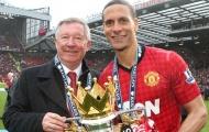 Ferdinand chỉ ra người mình muốn đá cặp tại Man Utd, không phải Vidic