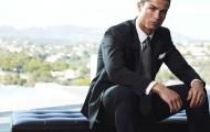 Ronaldo mang tham vọng đứng trên ngai vàng lĩnh vực kinh doanh