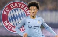 Sane chấp nhận giảm đề xuất lương để trở thành số 10 mới của Bayern