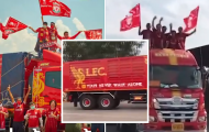 Đại gia Thái Lan chi hơn 7 tỷ VNĐ tổ chức ăn mừng vô địch sớm cho fan Liverpool