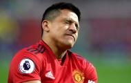 Sau tất cả, Alexis Sanchez chỉ ra người khiến mình 'không vui' tại Man United