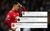 CĐV Man Utd: 'Hãy bán cậu ấy đi, đó là hợp đồng thất bại nhất trong lịch sử'
