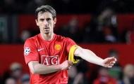 Gary Neville: Ông ấy bảo tôi không đủ tầm thi đấu ở Man Utd