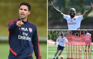 Mikel Arteta 'quát tháo', dàn sao Arsenal vui như hội ngày trở lại