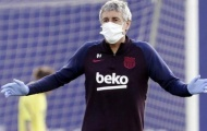 Đáp trả Messi, HLV Barca nói rõ cơ hội vô địch của Barca tại UCL