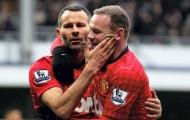 Rooney nói học được từ Van Gaal nhiều hơn Sir Alex, Ryan Giggs lập tức lên tiếng