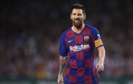 'Inter Milan đã có động thái chiêu mộ Messi nhưng...'