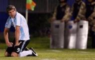 Kỷ lục 3 lần đá hỏng penalty liên tiếp của Palermo