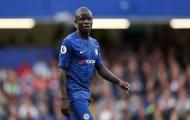 'Lão tướng' Chelsea: 'Kante đã cảm thấy sợ hãi'