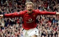 'Giành vị trí của Beckham là điều không thể, tôi chỉ trụ lại ở M.U được 18 tháng'