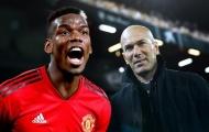 Chiêu mộ Pogba, Real đưa 4 ngôi sao ra trao đổi