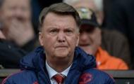 Van Gaal chỉ ra lí do Man Utd không có tố chất của nhà vô địch