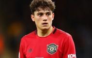 Không phải Solskjaer hay Ryan Giggs, đây mới là người giúp Daniel James chuyển đến Man United