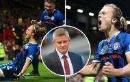 Luke Matheson: Tài năng trẻ chờ đợi cơ hội 'phá đảo' Premier League