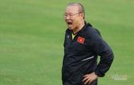 HLV Park Hang Seo liên tục nhận tin dữ từ trò cưng
