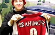 Ibrahimovic từ chối Arsenal vì không muốn thử việc