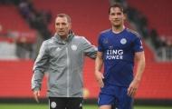 Ben Chilwell nói gì với Brendan Rodgers về việc đến Chelsea?