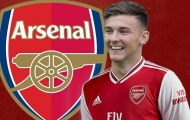 Sau một mùa giải, Kieran Tierney chuẩn bị rời khỏi Arsenal?