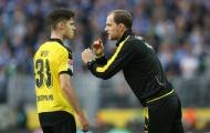 'Tài năng lạc lối' của Dortmund trải lòng về vụ chuyển nhượng đến PSG