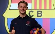 Frenkie de Jong: 'Ban đầu, tôi thấy Barca không thực sự muốn có tôi'