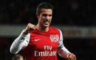 Van Persie dứt áo rời Arsenal, cựu thủ quân phản ứng ra sao?