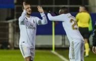 Zidane và canh bạc triệu đô với Hazard cùng kẻ thay thế