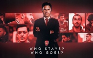 Top 20 ngôi sao chắc suất ở lại Arsenal hè này (P.1)