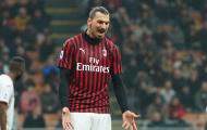 Vắng Ibrahimovic, AC Milan sẽ ra sân với đội hình nào?